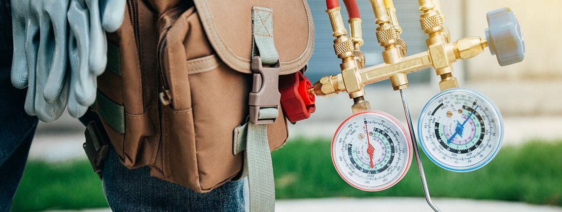 Montaža in servisiranje klimatskih naprav