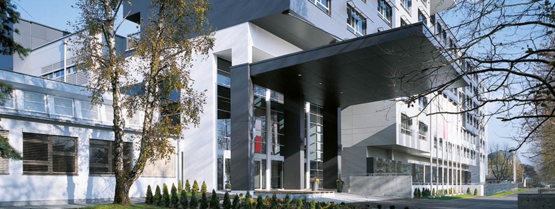 Javni objekti: Fakulteta za družbene vede v Ljubljani